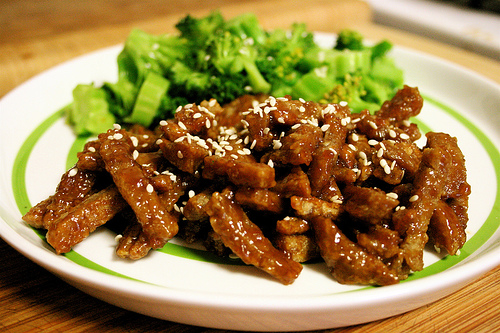 seitan-sweet-and-sour